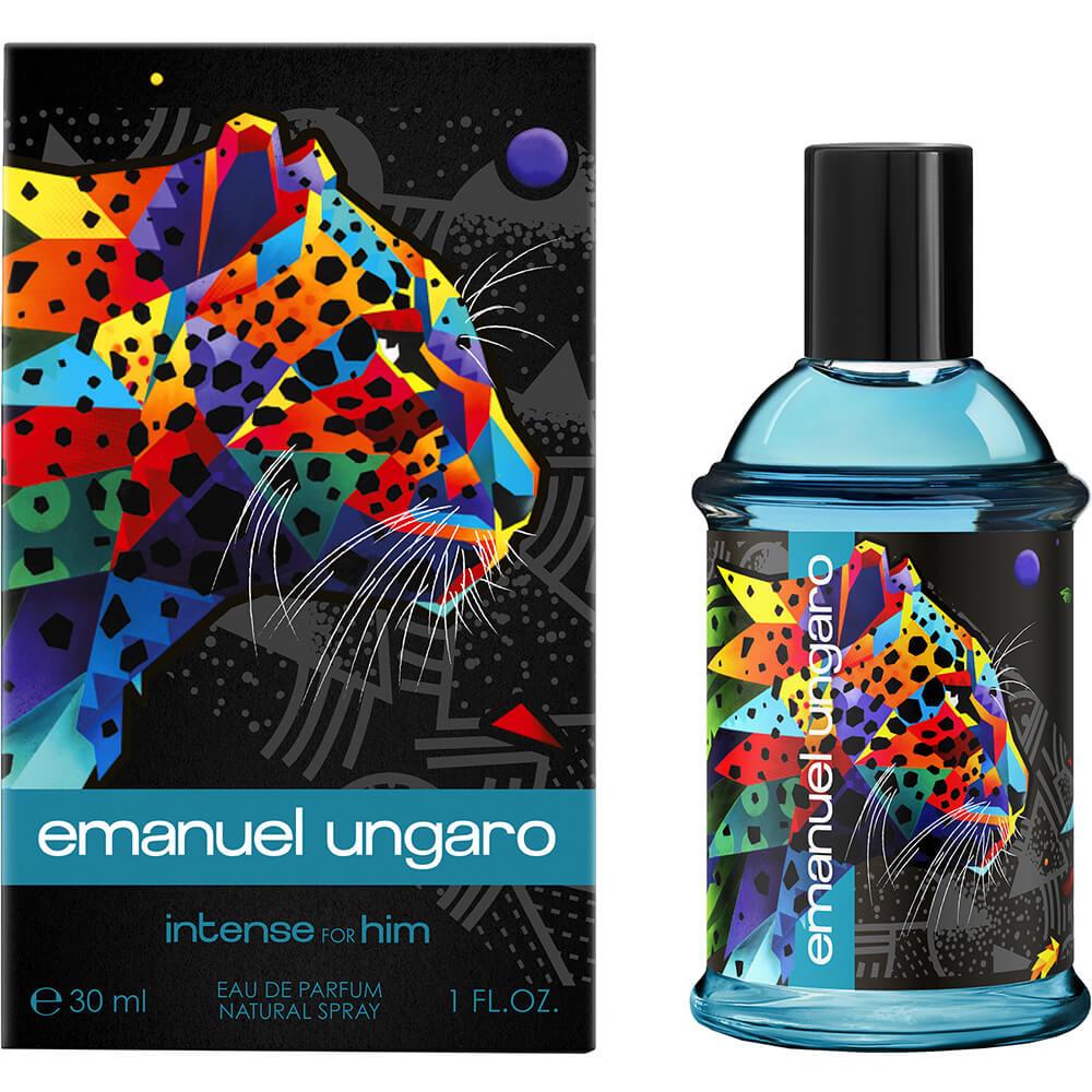 Emanuel Ungaro Intense for Him - Eau de Parfum - 100 ml