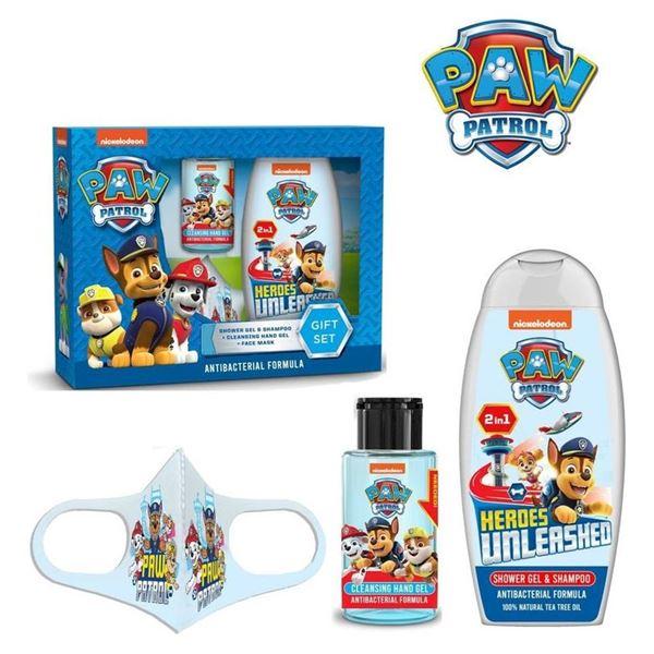 Image of Nickelodeon Gift Set Paw Patrol Antibacterial Formula