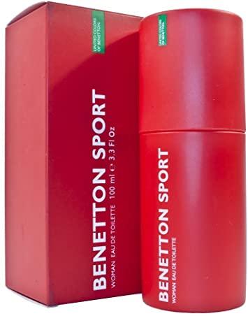 Image of Benetton Sport Woman - Eau de Toilette 100 ml