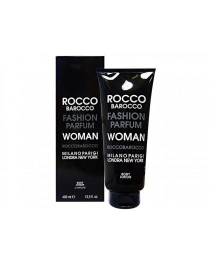 Image of RoccoBarocco Fashion Parfum Woman Body Lotion 400 ml