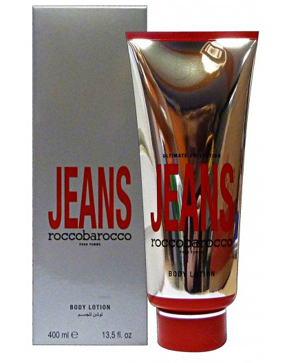Image of RoccoBarocco Jeans Pour Femme Body Lotion 400 ml