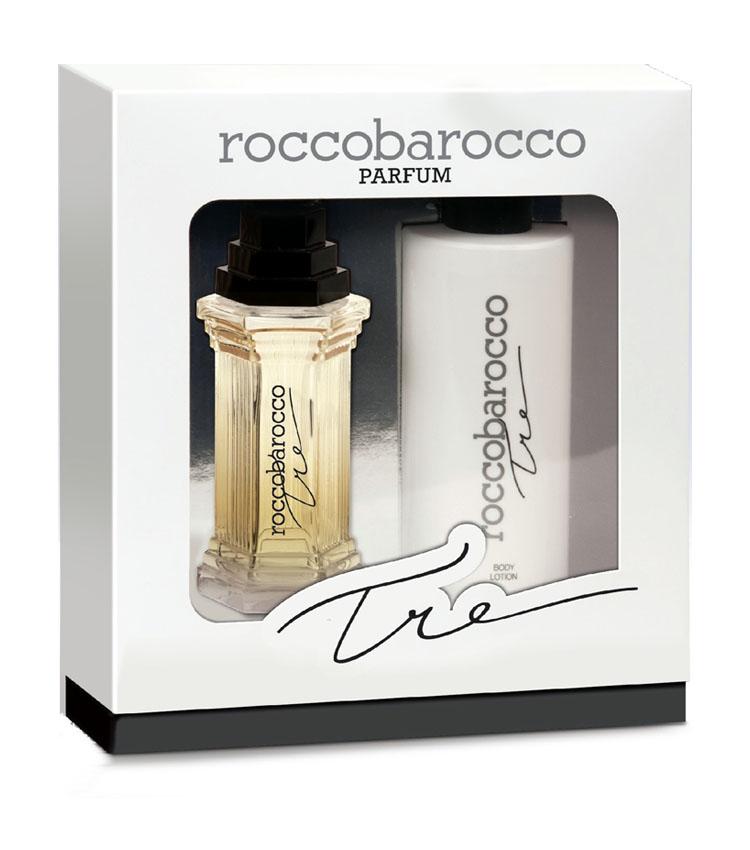 Image of Cofanetto RoccoBarocco Tre Eau de Parfum