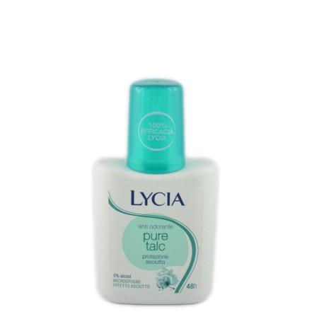 Image of Lycia Pure Talc Anti Odorante - 75 ml