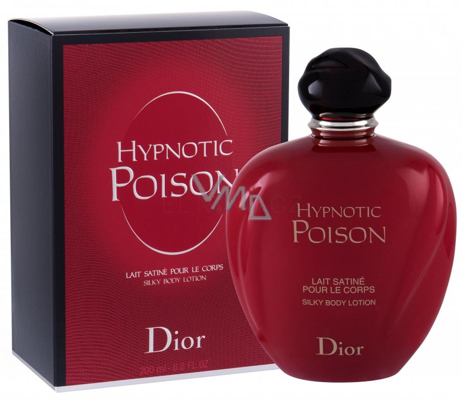 Image of Dior Hypnotic Poison Lait Satinè Pour Le Corps - 200 ml