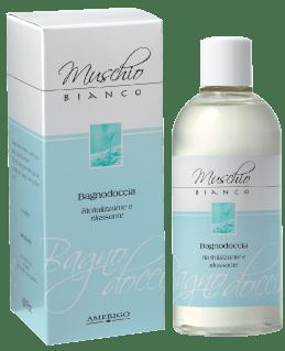 Image of Amerigo Muschio Bianco Bagnodoccia - 250 ml