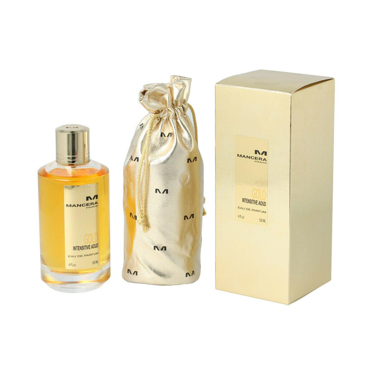 Image of Mancera Paris Gold Intensitive Aoud - Eau de Parfum 120 ml