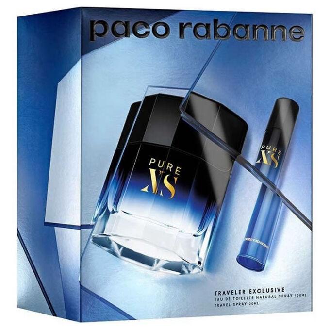 Image of Cofanetto Paco Rabanne Pure Xs Traveler Exclusive